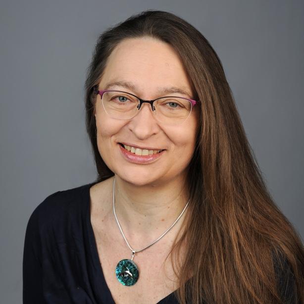 Medium & Heilerin Florence Zumbihl, Foto März 2018