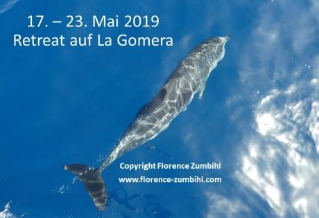 Retreat Delphine und Wale La Gomera