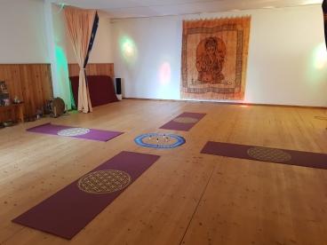 Yoga-Studio (C) Florence Zumbihl