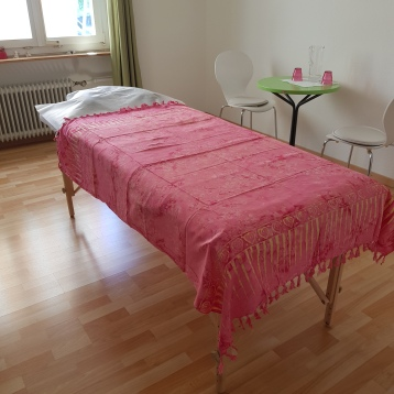 Therapieraum 2 (C) Florence Zumbihl